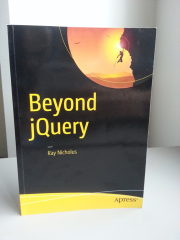Kitap incelemesi Beyond jQuery - Nicholus, Ray